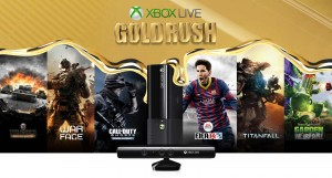 Xbox Live Gold Rush Program (Free Games and Entertainment On xbox)