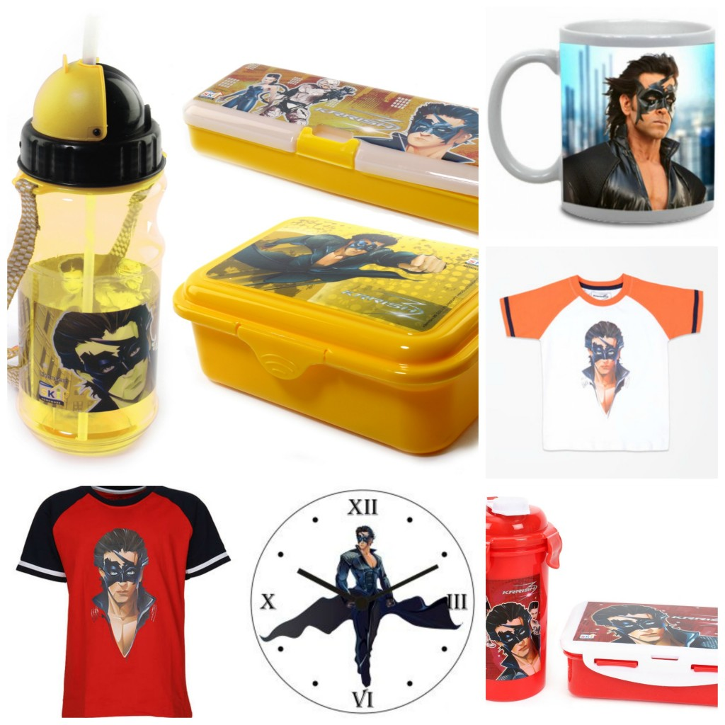 Krrish and Priya bought for the upcomming Kid from Baggout