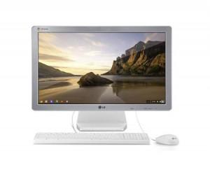 LG Chromebase (Model 22CV241)