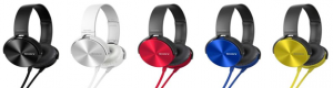 MDR-XB450 headphone
