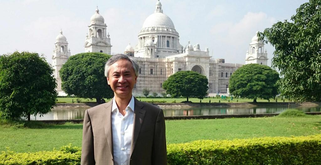Mr Patrick Lo, Worldwide CEO, Netgear