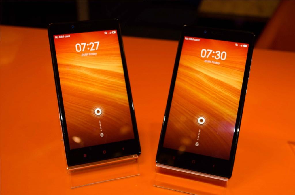 Xiaomi Redmi note 3G and 4G