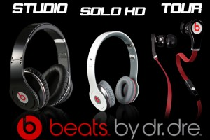 Beats by Dr Dre and  Creative
