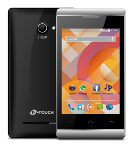K TOUCH A20 (BLACK)