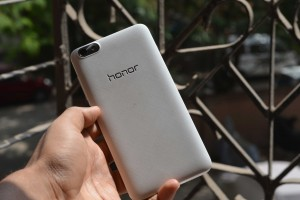 Huawei Honor 4X Back