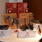 Swiss Military Variety of Glasses, Pens and Keychains