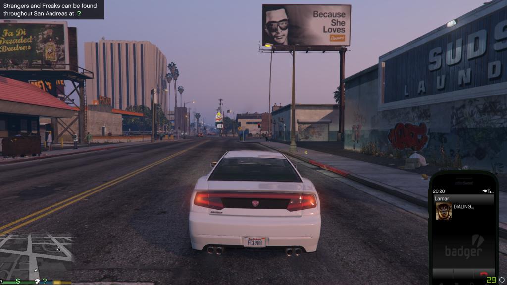 GTA V Screenshot (MSI GTX 960 OC)