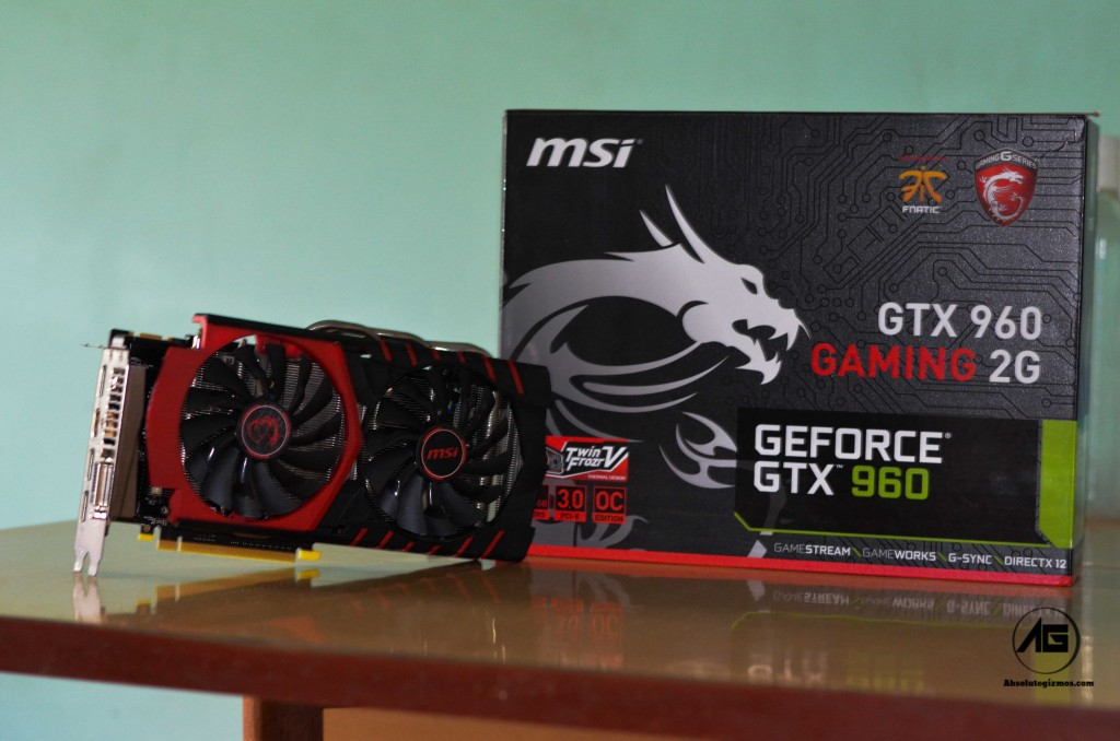 MSI GTX 960