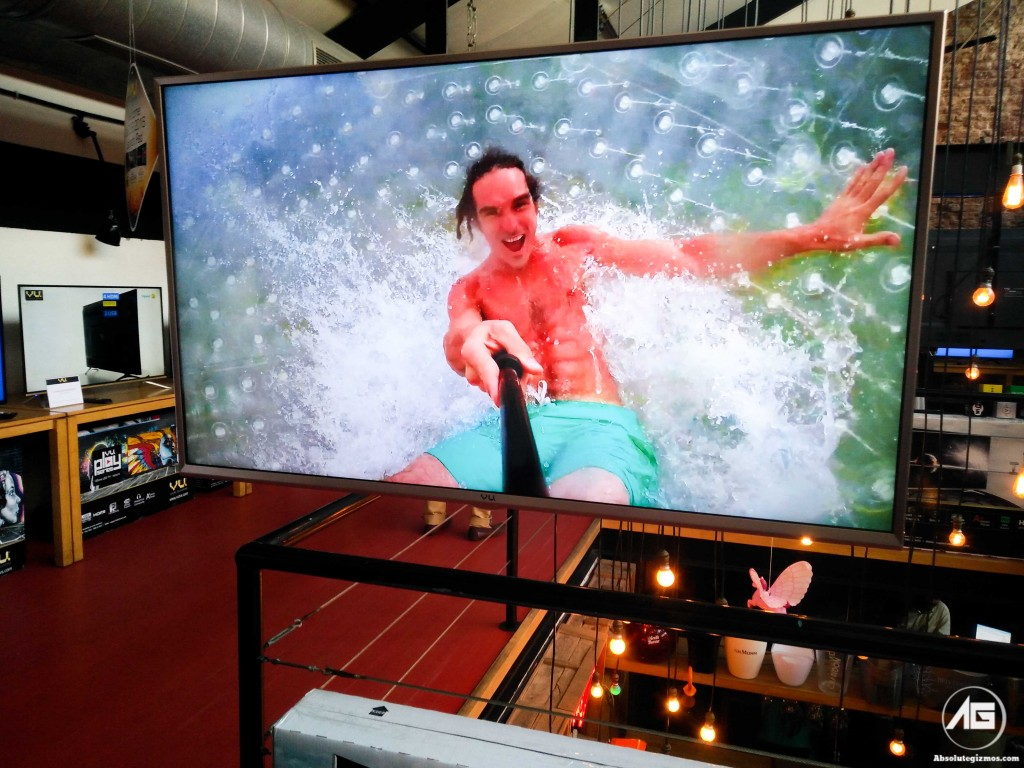 VU Iconium 40 inch Ultra HD 4K Smart TV