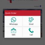 Medidiali App Quick Order