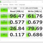 Asus R510J HDD benchmark