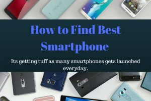 How to find best smartphone