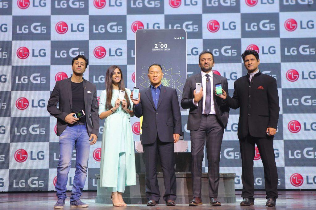 LG G5 Launch