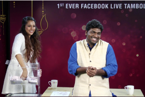 Ebay India Diwali Dhanbola Party with Zakir Khan