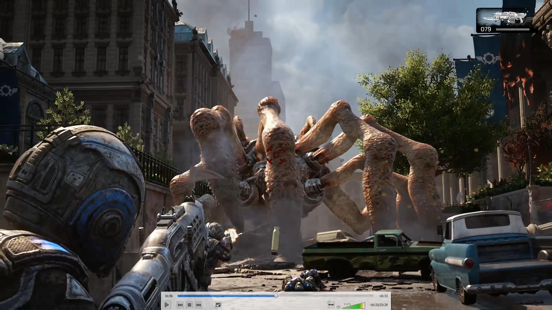 Gears of War 4 screenshotGears of War 4 screenshot