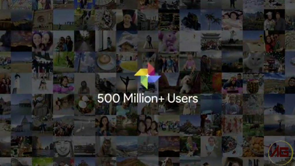Google I/O 2017 Google photos 500 million users