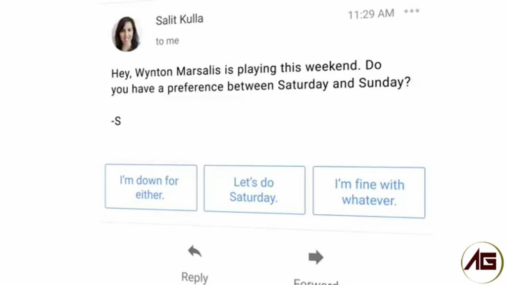 Gmail Prediction and AI