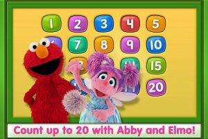 Elmo Loves 123s