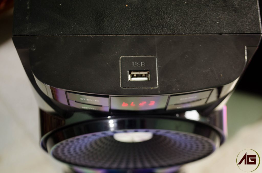 Intex- IT- 12006-FMUB Tower Speakers